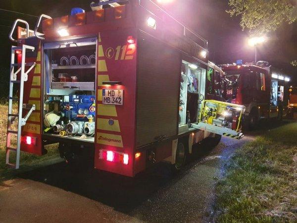 TECHNISCHE HILFE vom 09.06.2020  |  (C) Feuerwehr Malschenberg (2020)