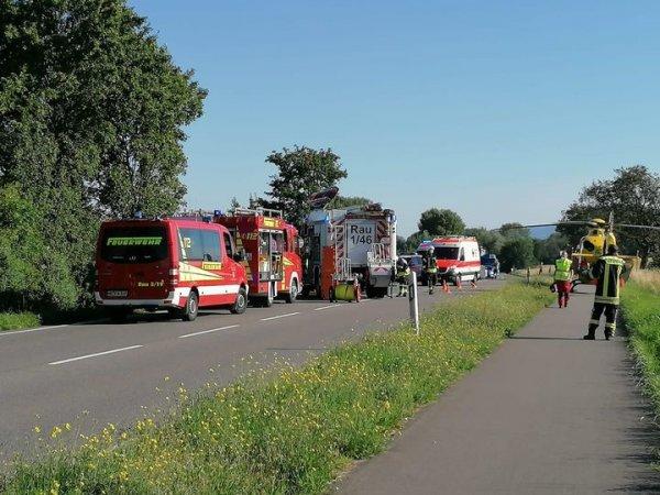 TECHNISCHE HILFE vom 24.06.2020  |  (C) Feuerwehr Malschenberg (2020)