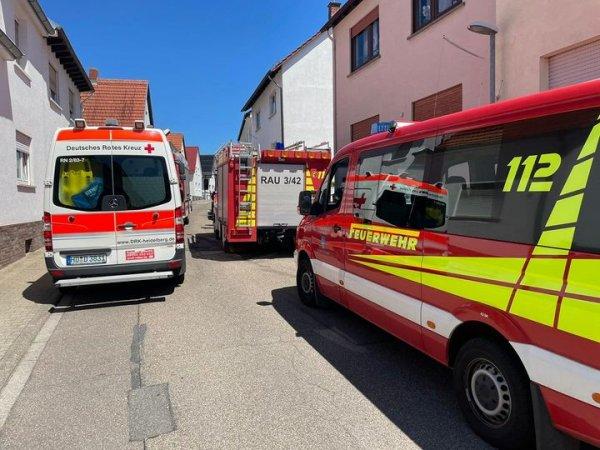 TECHNISCHE HILFE vom 14.06.2021  |  (C) Feuerwehr Malschenberg (2021)