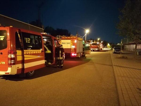 TECHNISCHE HILFE vom 05.05.2020  |  (C) Feuerwehr Malschenberg (2020)